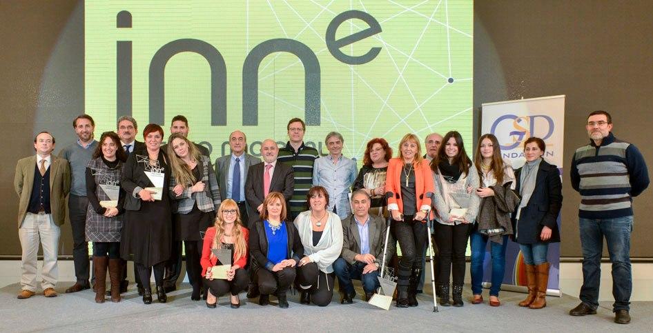 Gala de entrega de premios I Edición Premios INNe