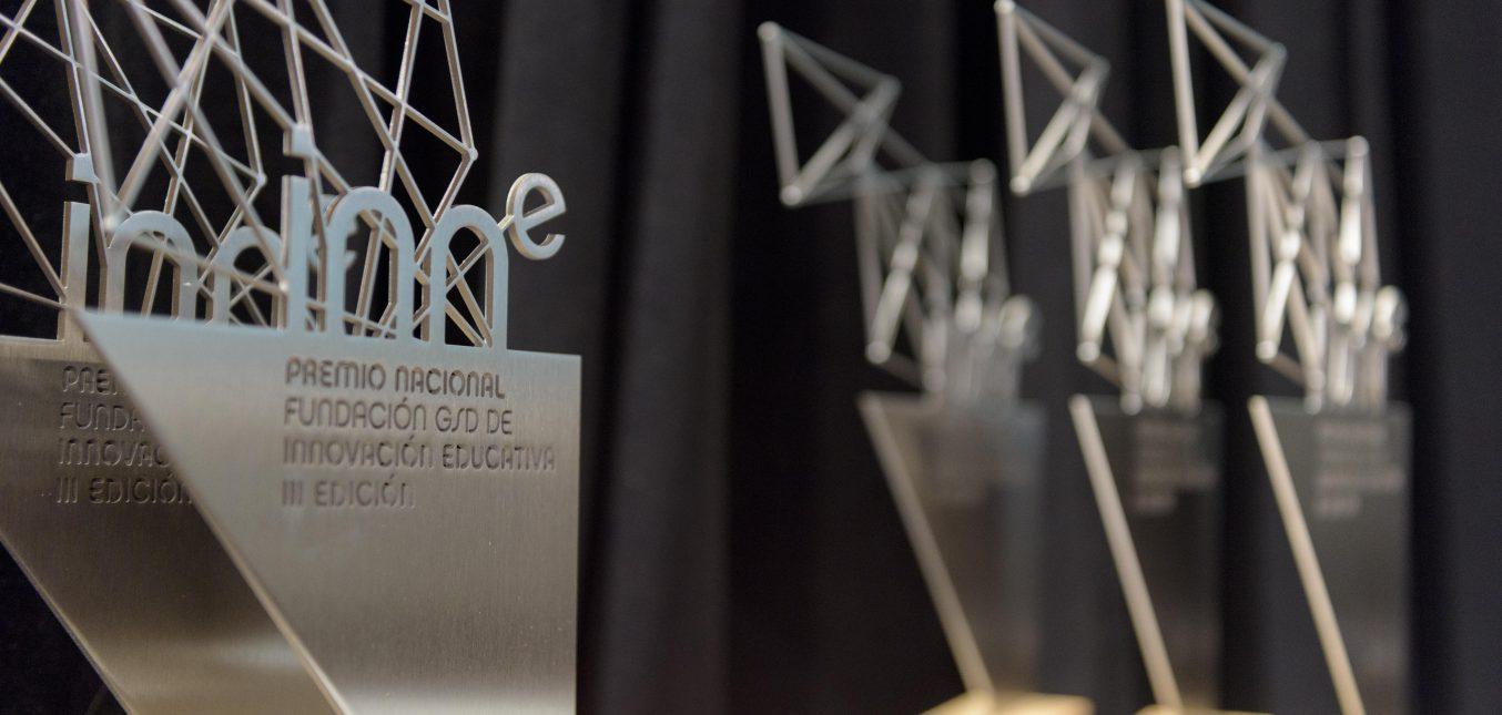 Arranca la VI edición del Premio Nacional Fundación GSD de Innovación Educativa