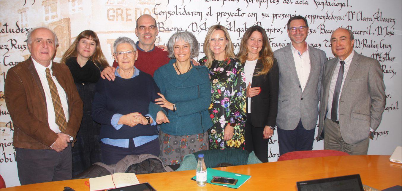El Jurado de los Premios GSD Innova, juntos para la deliberación